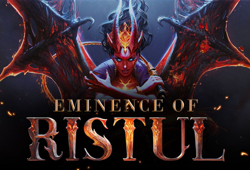 Eminence of Ristul — Queen of Pain Arcana