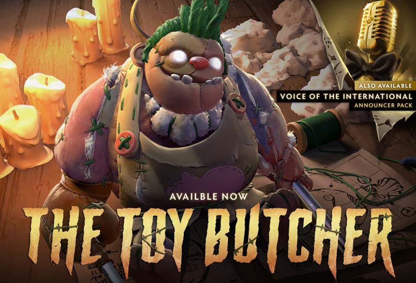 The Toy Butcher – New Pudge Persona