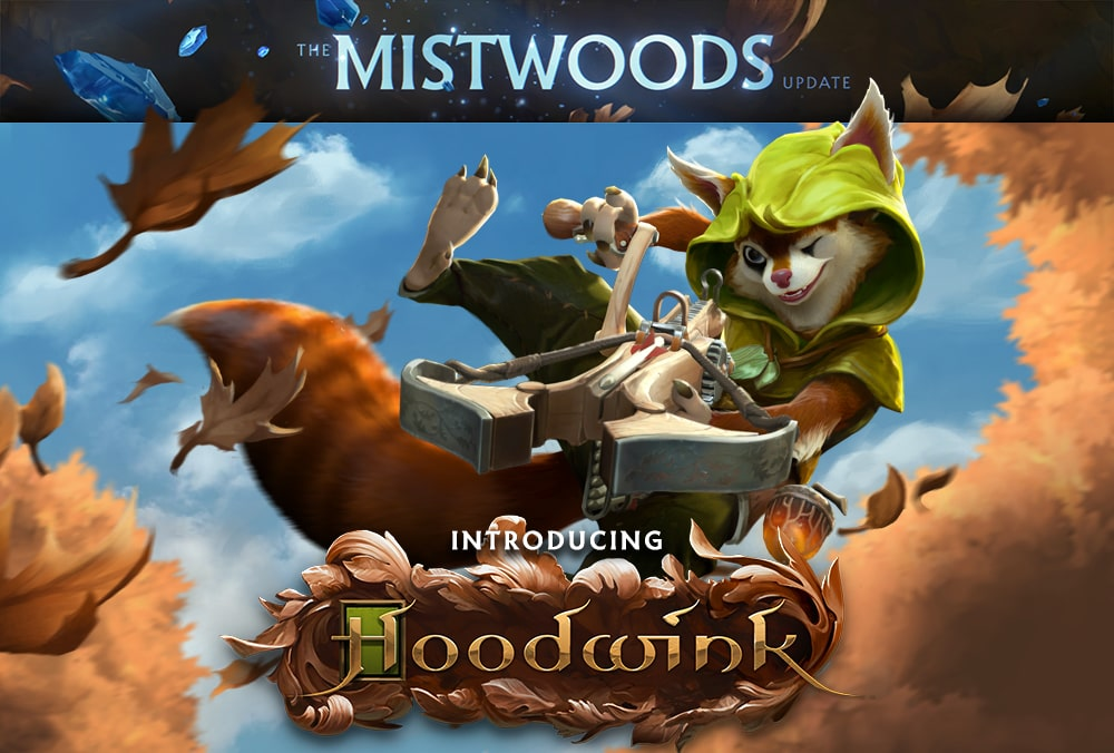 بهروزرسانی Mistwoods