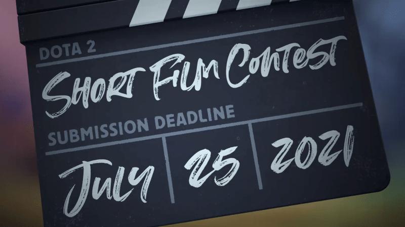 مسابقه فیلم کوتاه Dota 2